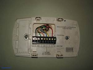 Honeywell Rth3100c Wiring Diagram Best Of Thermostat Rth111 New