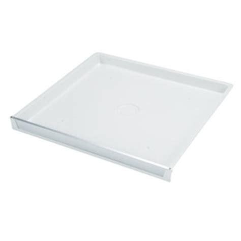 menards mustee utility sink mustee durapan 30 in x 32 in washer pan at menards 174