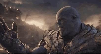 Thanos Snap Endgame Avengers Gifs Marvel Tenor