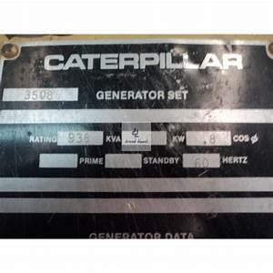 2 Genset Caterpillar 3508