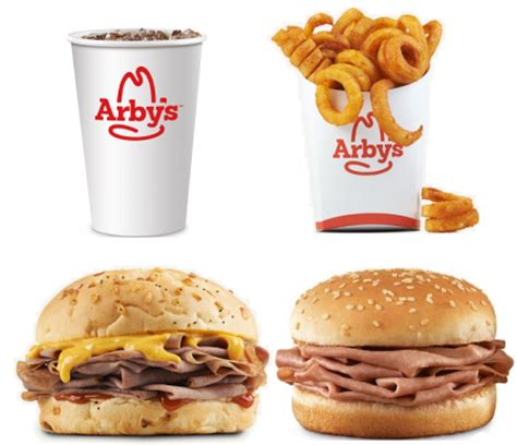hot small fry drink coupon arbys