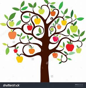 Top 89 Apple Tree Clip Art - Free Clipart Image