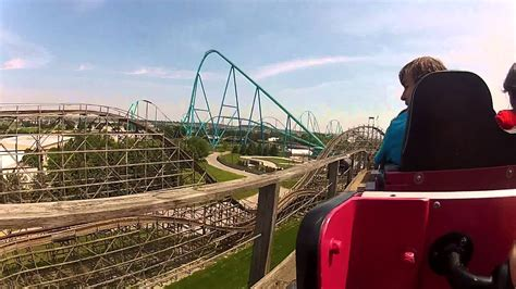 Wild Beast Roller Coaster