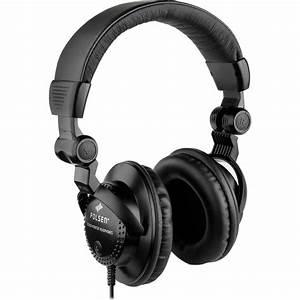 Polsen HPC-A30 Closed-Back Studio Monitor Headphones HPC ...  Headphone