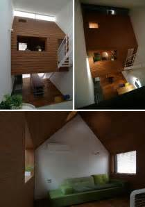 Inside Small Houses with Loft