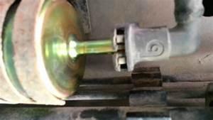 2005 Ford Five Hundred Fuel Filter Change