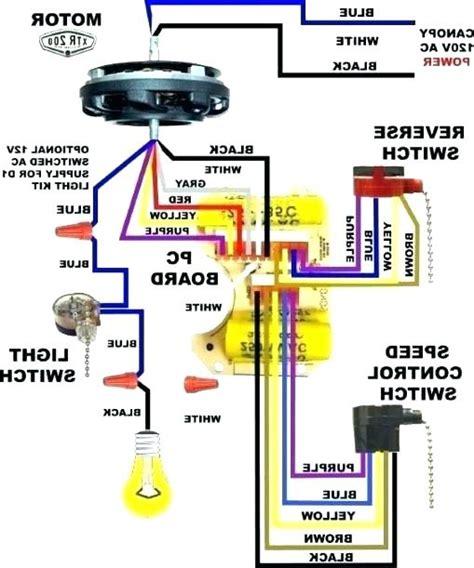 hton bay ceiling fan switch wiring diagram harbor