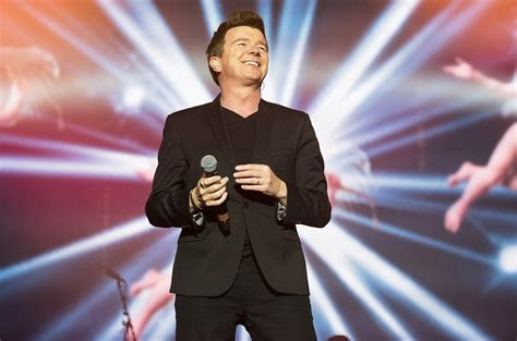Rick Astley, Out of Retirement, Sounds Like He Never Left ...