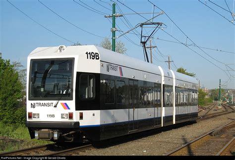 nj transit light rail locomotive details