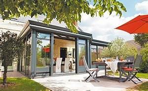 Veranda Rideau Pergola : veranda gustave rideau n 1 de la v randa aluminium en france ~ Melissatoandfro.com Idées de Décoration