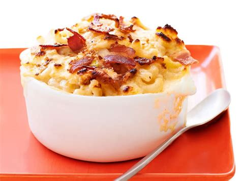 bacon mac and cheese macaroni cheese with bacon recipe dishmaps
