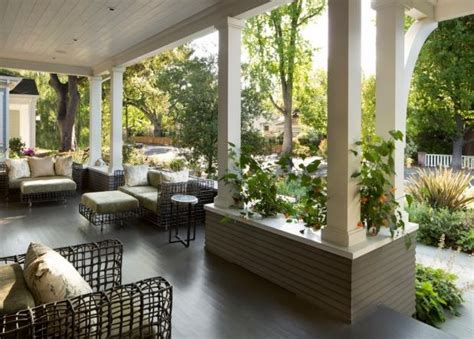 No 9 Home Decor : Ideas De Decoracion De Porches Modernos Y Con Encanto