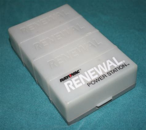Renew And Reuse Your Renewal Brand Charger! 3