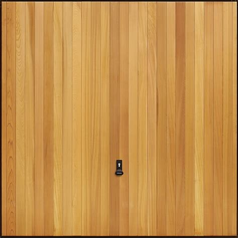 garador timber panel vertical cedar