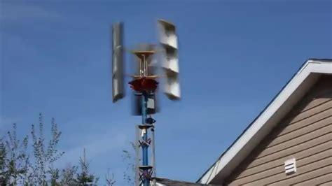 Ветрогенератор турбинного типа устройство и принцип работы