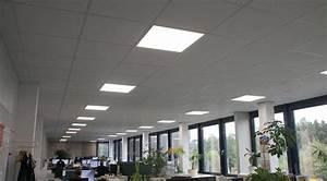 Led Beleuchtung Büro : wir sind heller led beleuchtung anwendungsbeispiele referenzen ~ Markanthonyermac.com Haus und Dekorationen