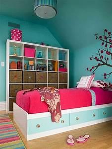 Decorative Storage Ideas for the Bedroom - Interior design