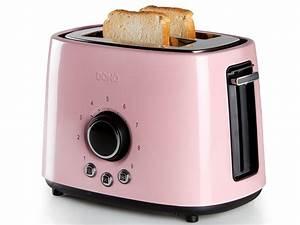 Toaster Retro Design : retro design fr hst cksset toaster wasserkocher kaffeemaschine in rosa ebay ~ Frokenaadalensverden.com Haus und Dekorationen