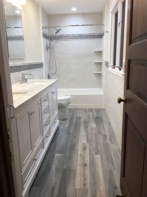 remodeled bathroom ready   monks home improvements