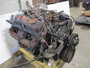 81 82 83 84 Dodge Ram 150 Pickup Engine 8
