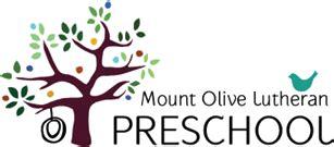 mount olive lutheran preschool an exceptional learning 928 | MtOlivePreschool logo