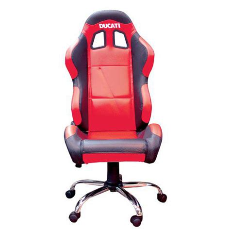 bike it ducati paddock office chair gsm sport seats