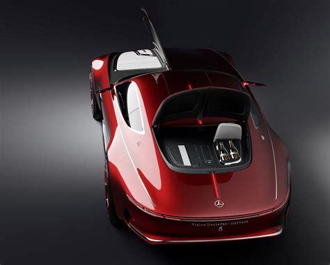 Mercedes-maybach 6 Vision