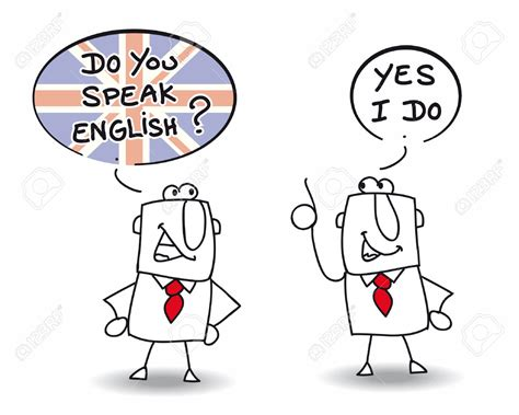 People Speaking Foreign Language Clipart Collection