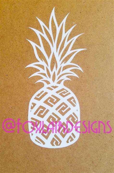 pineapple filipino tribal tattoo visayas visayan