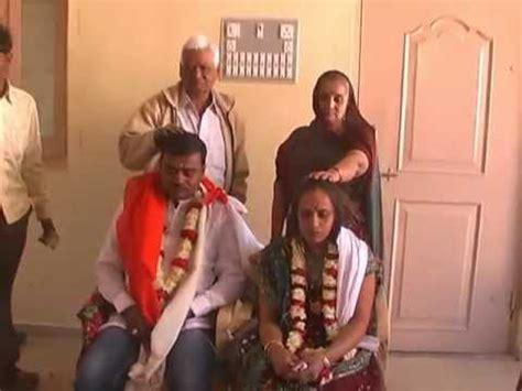widows  marriage exclusive  global gujarat news youtube