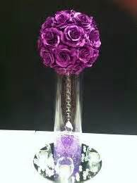 images  kissing ball centerpiece  pinterest