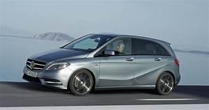 Mercedes Benz Classe B Inspiration : mercedes b 200 image 14 ~ Gottalentnigeria.com Avis de Voitures