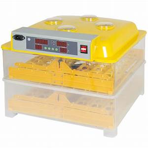 96 Digital Clear Egg Incubator Hatcher Automatic Egg