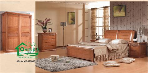 chambre a coucher moderne en bois meuble moderne chambre a coucher