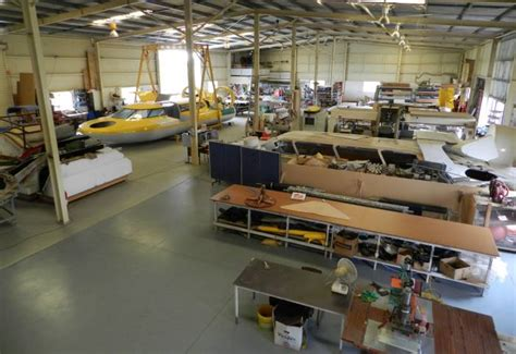 Pioneer Boats Factory Tour by Hovercraft Environmental Services
