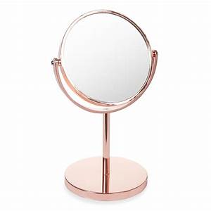 Miroir Cuivre Rose : miroir poser en m tal cuivr swaggy copper maisons du monde wishlist house ~ Melissatoandfro.com Idées de Décoration