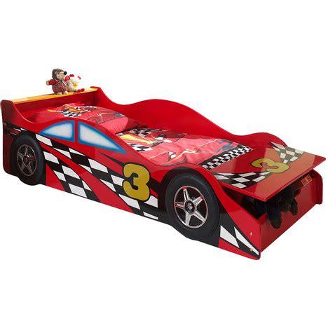 meuble rangement cuisine pas cher lit racing 70 x 140 cm pas cher à prix auchan