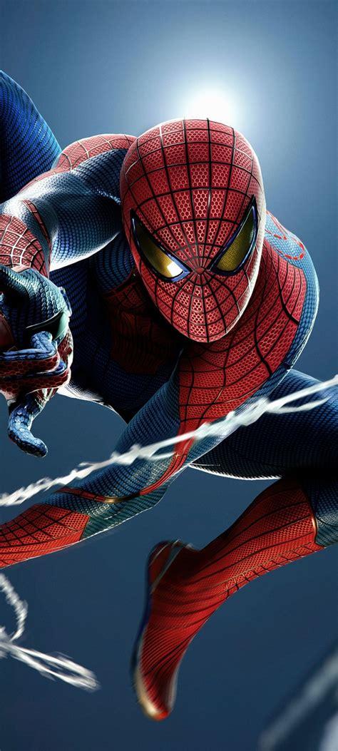 1080x2400 Spider Man Game Remastered 1080x2400 Resolution