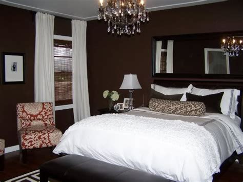 28 Best Images About Brown Bedroom On Pinterest White