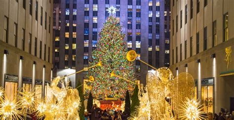 news of the week the rockefeller tree robert vaughn and recipes for thanksgiving the