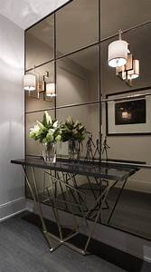 Fun and creative ideas of wall mirrors in the hallway for What kind of paint to use on kitchen cabinets for glass print wall art