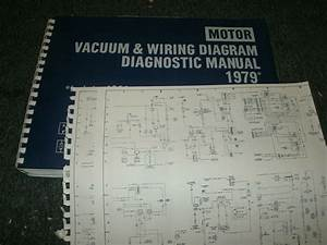 1979 Chevrolet Camaro Wiring Diagrams Schematics Manual Sheets Set