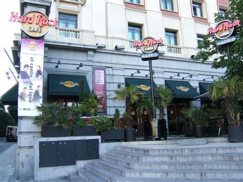 Panoramio - Photo of Hard Rock Cafe Madrid