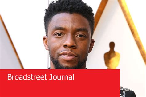 'Black Panther' actor Chadwick Boseman dies at 43 after 4 ...