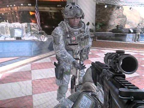 Call Of Duty Mw2 Glitch Sgt Foley Youtube