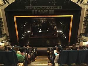 Embassy Seating Chart Ambassador Theatre Section Rear Mezzanine C Row A Seat