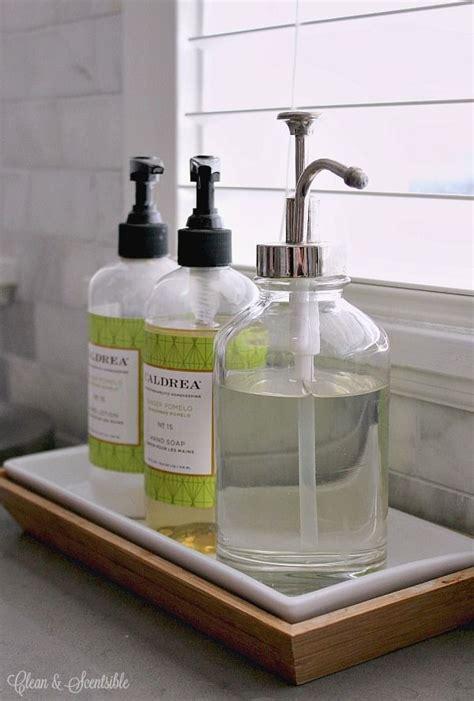 Soap Counters by Sink Organization Ideas Decor Kitchen Kitchen