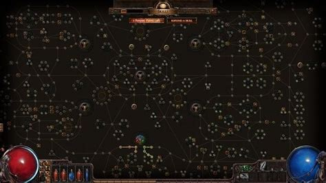 Exles Of Skills And Abilities by This Is Path Of Exile S Insanely Awesome Passive Skill Tree
