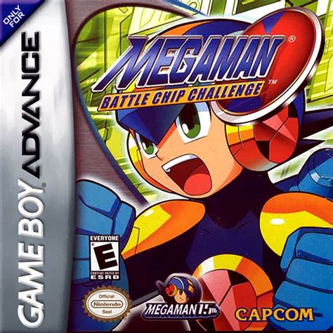 Mega Man Battle Chip Challenge U Gba Download