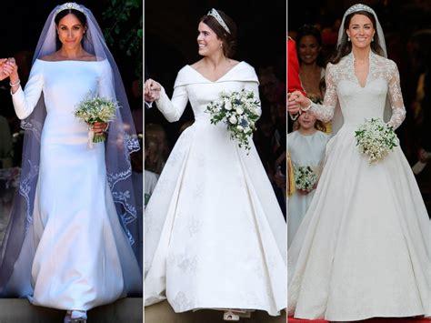 Princess Eugenie, Duchess Meghan And Princess Kate's